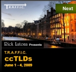 T.R.A.F.F.I.C. Domain Conference and Expo is Coming to Amsterdam!